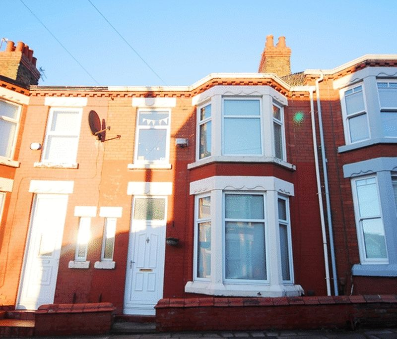 3 Bedrooms Terraced House for sale in Weardale Road, Wavertree, Liverpool, L15